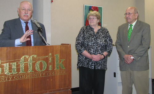 Conklin, Miller named North Fork 'Environmental Champions'