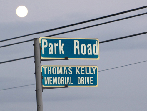 Tom Kelly, FDNY, Sept. 11, Reeves Park