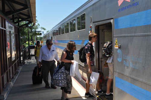 Column: Let's stop railing at Long Island Rail Road