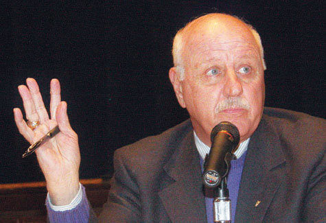 BARBARAELLEN KOCH FILE PHOTO | Senator Ken LaValle will host the Common Core forum.