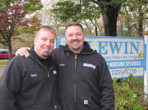Lewin, Riverhead police, WalMart