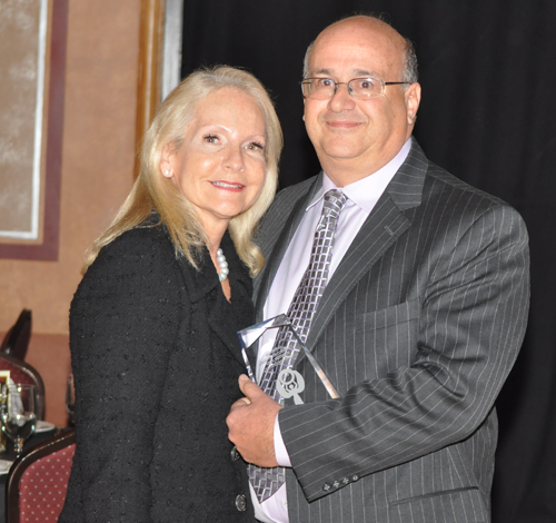 PAUL SQUIRE PHOTO | Lisa and Richard Isreal of Richmond Realty.