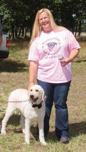 BARBARAELLEN KOCH FILE PHOTO | Denise Lucas of Move the Animal Shelter.