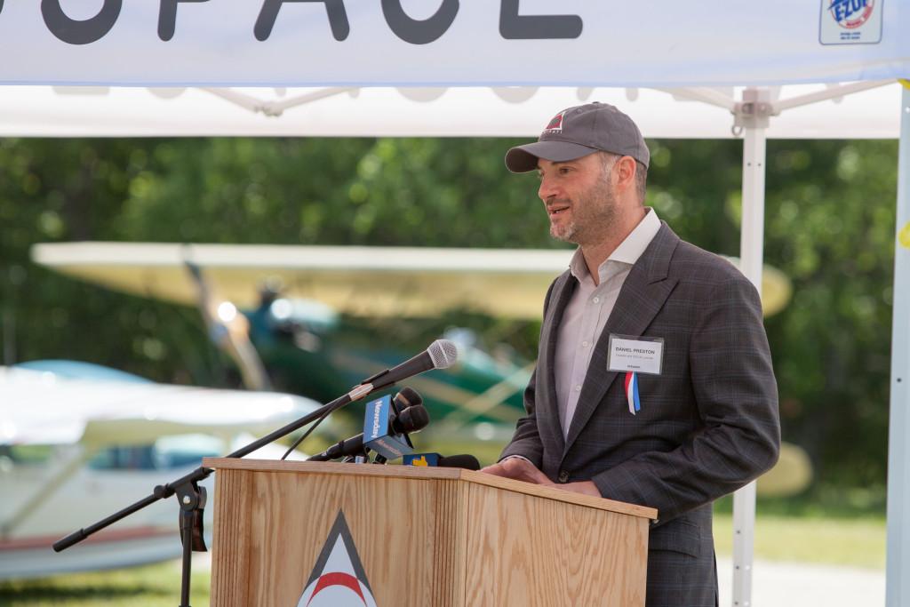 Daniel Preston, Founder and CEO at Luminati. (Credit: Katharine Schroeder)