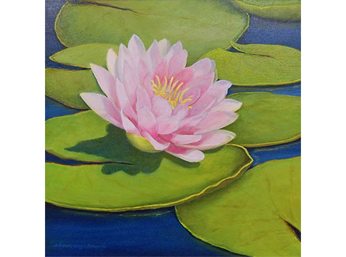 'Waterlily' by artist Sharon Way-Howard.