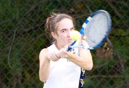 Aimee Manfredo, Tennis