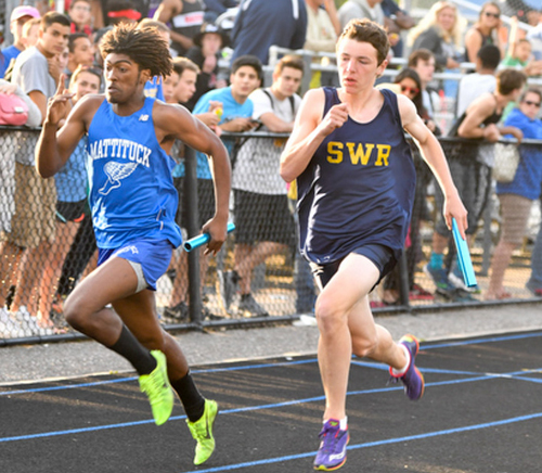 Mattituck track athlete Joseph Kelly 052316