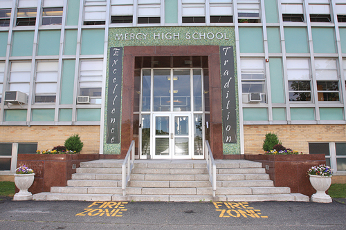 McGann Mercy High School. (Credit: File)