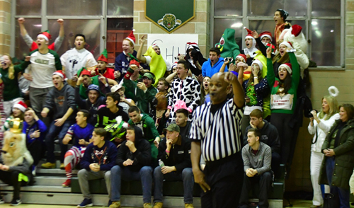 Mercy basketball fans 122216