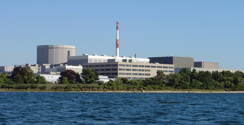 County Legislator Jay Schneiderman is calling for a study of Millstone power plant. (Courtesy photo)