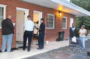 Warrant at Wading RIver Motel
