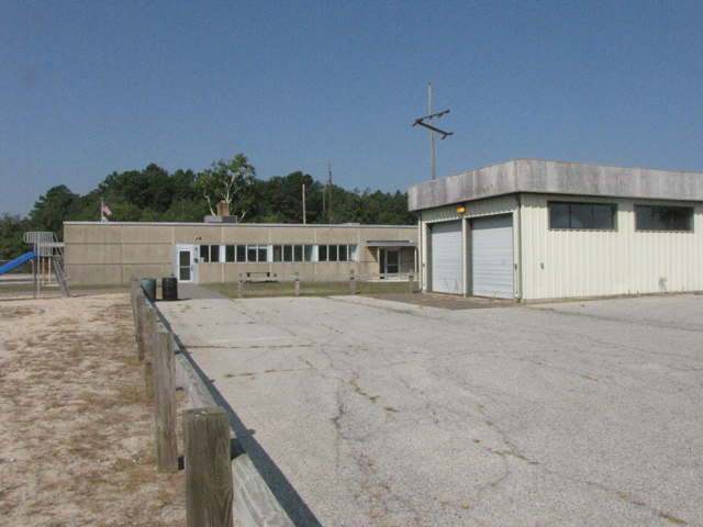 The Henry Pfeifer Community Center building, which is set to become the NFAWL animal shelter (Credit: Nicole Smith).