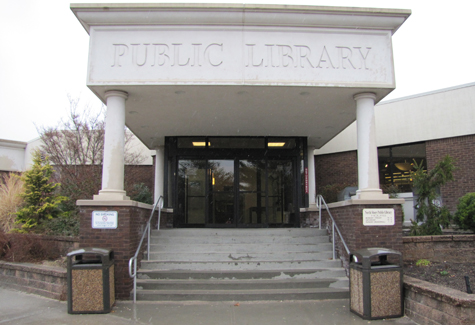 TIMES/REVIEW FILE PHOTO | North Shore Public Library's budget vote is Tuesday.