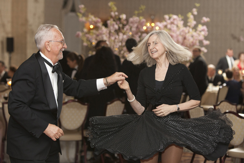 Photos: A night of fine food and dance at Candlelight Ball