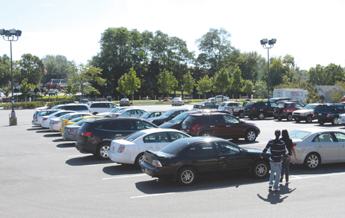 Members of the town's parking committee have called for parking meters downtown, though some board members are hesitant to support the proposal (Credit: Barbaraellen Koch file)