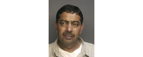 Parvez Ahmad. (Credit: Riverhead Town Police Department)