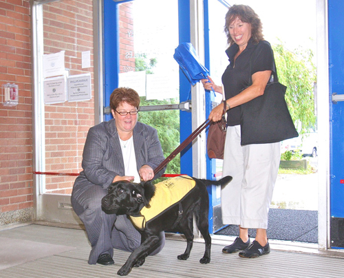 Smithtown Guide Dog Foundation, Phillips Avenue School