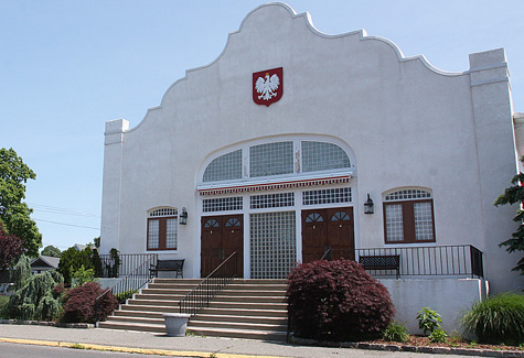 NEWS-REVIEW FILE PHOTO | Polish Hall is located at 214 Marcy Avenue in Riverhead.