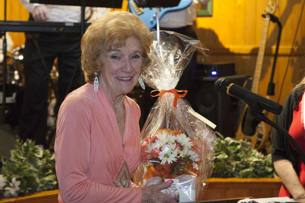 Chairman Irene Pendzick.