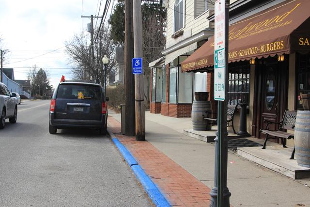 Pulaski Street parking