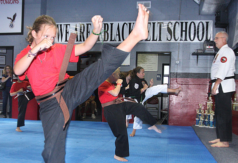 Martial arts can help you both physically and mentally