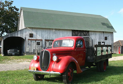 Hallockville Museum Farm in Riverhead. (Credit: Barbaraellen Koch, file)