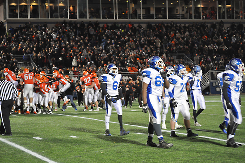 RECAP: Riverhead falls to Carey in L.I. title game
