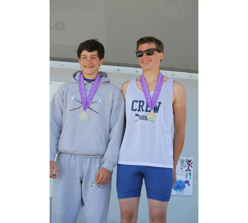 Rowing: Riverhead freshmen win Long Island championships