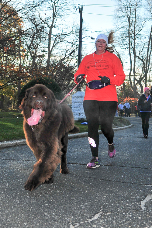 Shoreham Wading River 35th annual Thanksgiving day Turkey Trot N