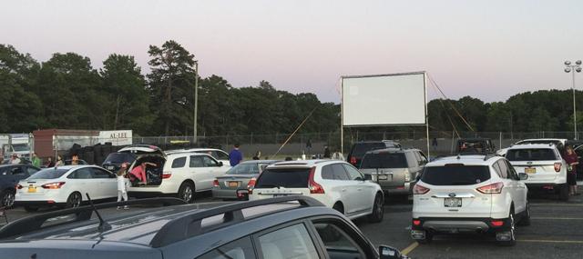 Raceway movies