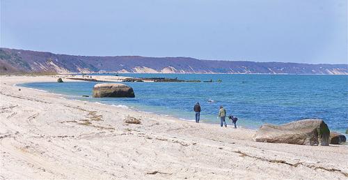 Long Island Sound Beaches Closed