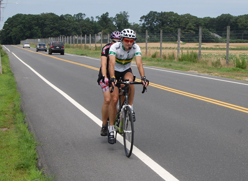 GRANT PARPAN PHOTOS | Bicyclists would be wise to remember a few basic rules, one reader suggests.