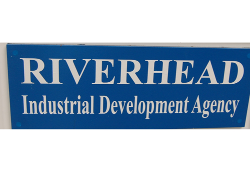 Riverhead IDA sign