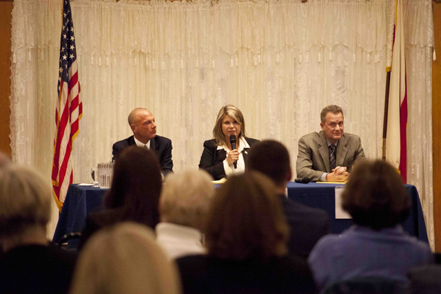 Riverhead Town Board debate