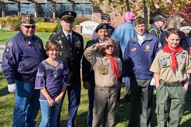 Riverhead Veterans Day-18
