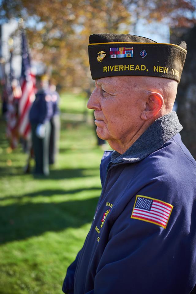 Riverhead Veterans Day-2