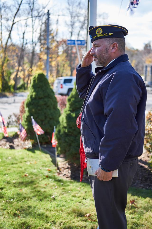 Riverhead Veterans Day-6
