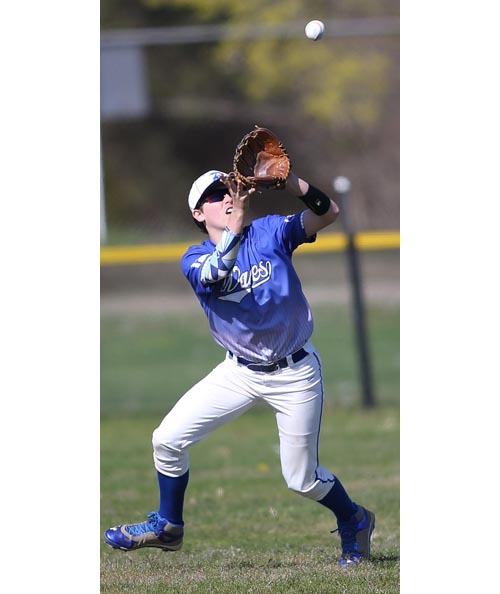 Riverhead baseball player Tom Powers 050416