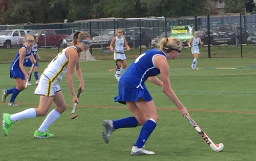 Riverhead field hockey player Kayla Kielbasa 102416