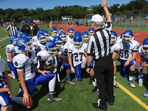 Riverhead football 092416