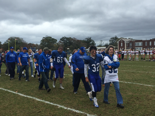 Riverhead football 102216