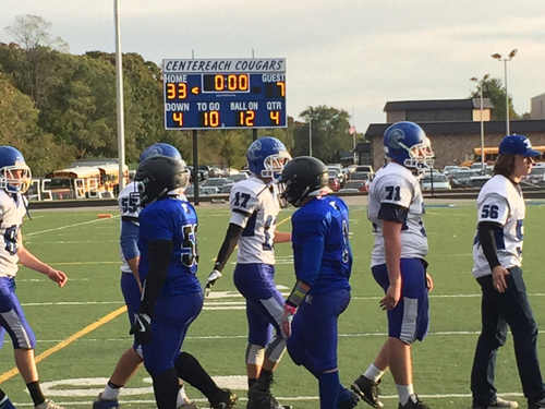 Riverhead football 102916