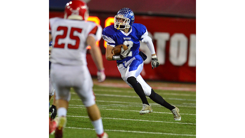 Punt return TD brings Riverhead county crown