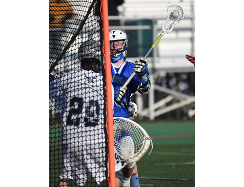 Riverhead lacrosse player John Ehlers 032216