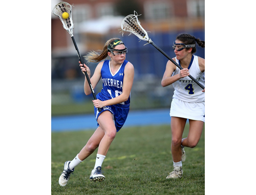 Riverhead lacrosse player Katherine Goodale 032416