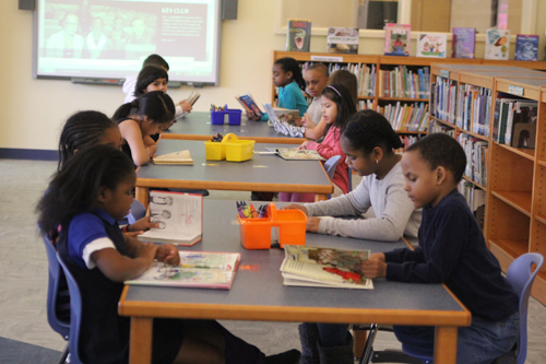 JENNIFER GUSTAVSON FILE PHOTO | Students at Phillips Avenue Elementary School in the Riverhead School District.