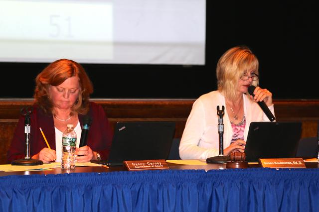 Riverhead school board