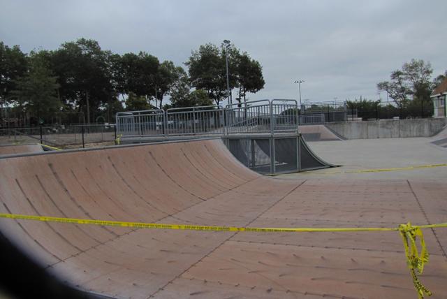 Riverhead skatepark