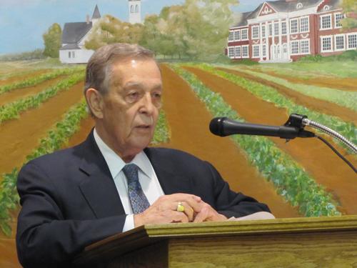 Concordia CEO Ron DeVito