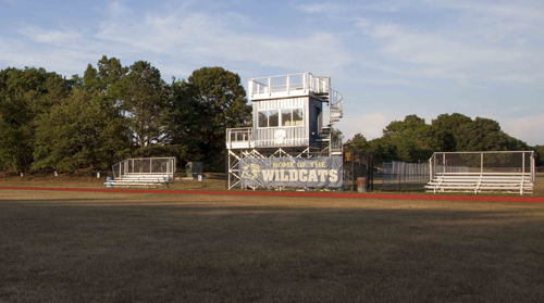 SWR football field